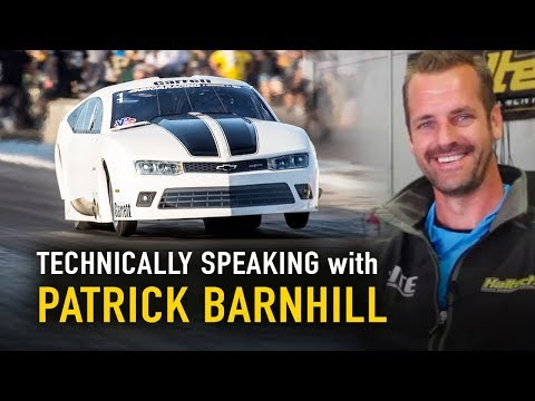 Technically Speaking with Patrick Barnhill from PTP Racing