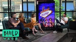 "Alison Brie, Betty Gilpin & Marc Maron Discuss The Third Season Of ""GLOW"""