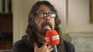 Dave Grohl & Pat Smear on Led Zeppelin, fast cars & causing tremors