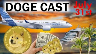 Bitcoin and Dogecoin being ACCEPTED MORE for TRAVEL!!! This Will ONLY INCREASE!!!