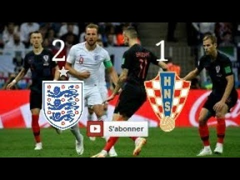 Angleterre vs Croatie