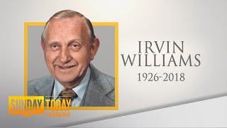 Longest-serving White House Head Gardener Irvin Williams Dies At 92 | Sunday TODAY
