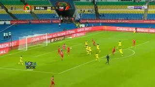 اهداف تونس 4-2 زمبابوي (HDشاشة كاملة) [23_1_2017]كأس أمم إفريقيا