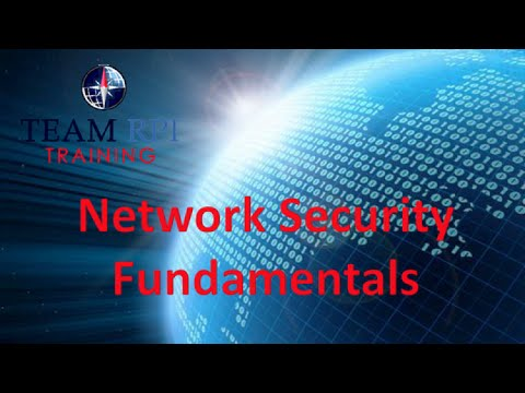 Security+ Domain 1- Network Security Concepts:  Administering A Secure Network