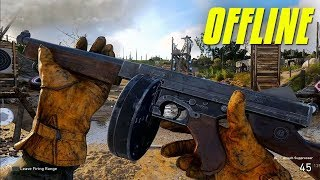 TOP 10 JOGOS DE TIRO OFFLINE PARA ANDROID E IOS +DOWNLOAD (fps offline android)