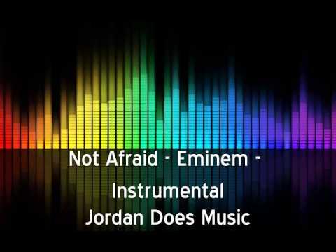 Not Afraid - Eminem - Instrumental - YouTube