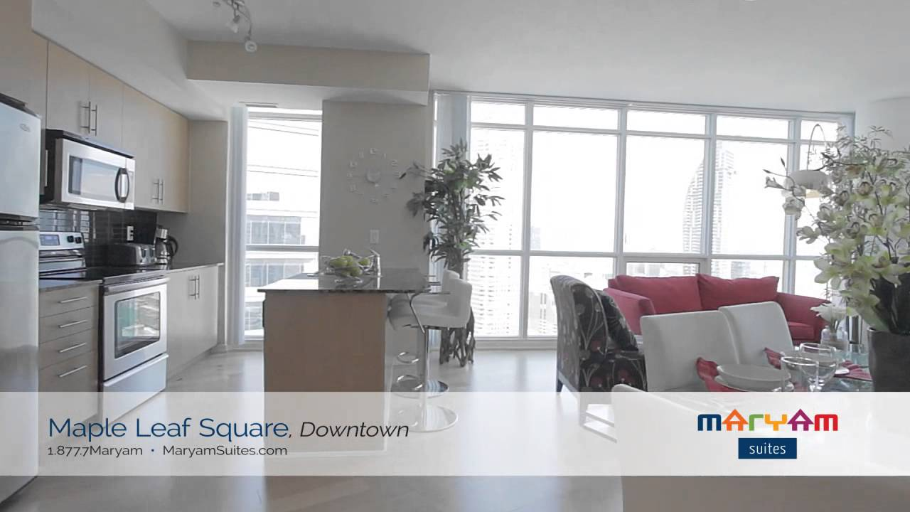 Maple Leaf Square - Downtown Toronto Furnished Apartments ...