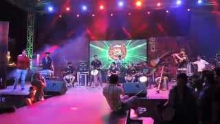 The Band Agni Live at Alive India in Concert Phoenix Mall Bangalore 3rd January 2015