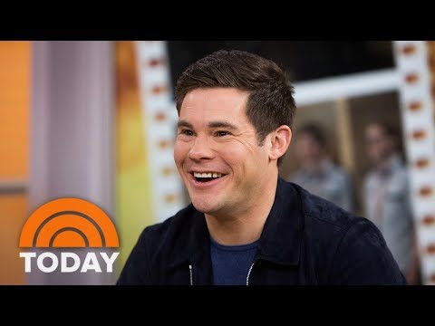 Actor Adam DeVine Talks About His New Movie, 'Game Over, Man'  TODAY
