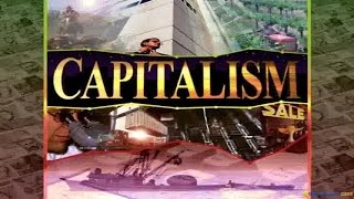 Capitalism gameplay (PC Game, 1995)