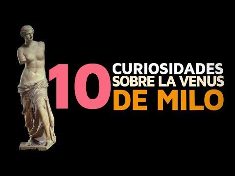 10 Curiosidades sobre la Venus de Milo