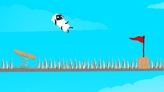 1 IN 1,000,000 PLAYERS WILL REACH THE FINISH! (Ultimate Chicken Horse)