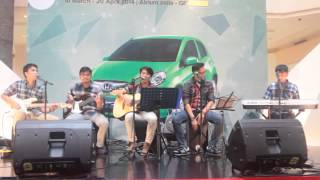 The Second You Sleep (Saybia) - CMC Band (Cover)