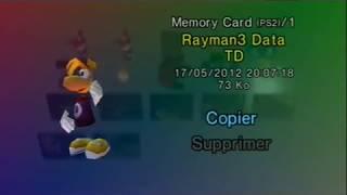 PS2 - Ma carte mémoire (03/02/2013)
