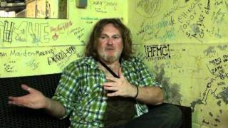 An interview with Nick Barrett (Pendragon)