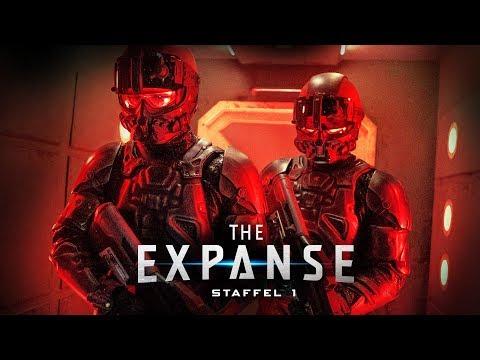 The Expanse Staffel 1 | Trailer deutsch german HD | Sci-Fi Serie