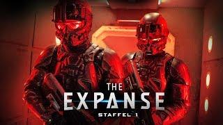 The Expanse Staffel1 | Trailer deutsch german HD | Sci-Fi Serie