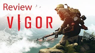 Vigor Xbox One X Gameplay Review Early Access