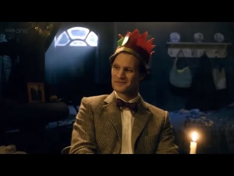 Doctor Who Christmas Cards.Doctor Who A Christmas Carol Christmas Cards