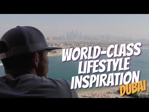 World Class Lifestyle Inspiration (Dubai) - Define Your Values, Vision & Purpose