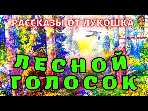 ЛЕСНОЙ ГОЛОСОК | Рассказ | Георгий Скребицкий | Аудиокнига | Интересная история