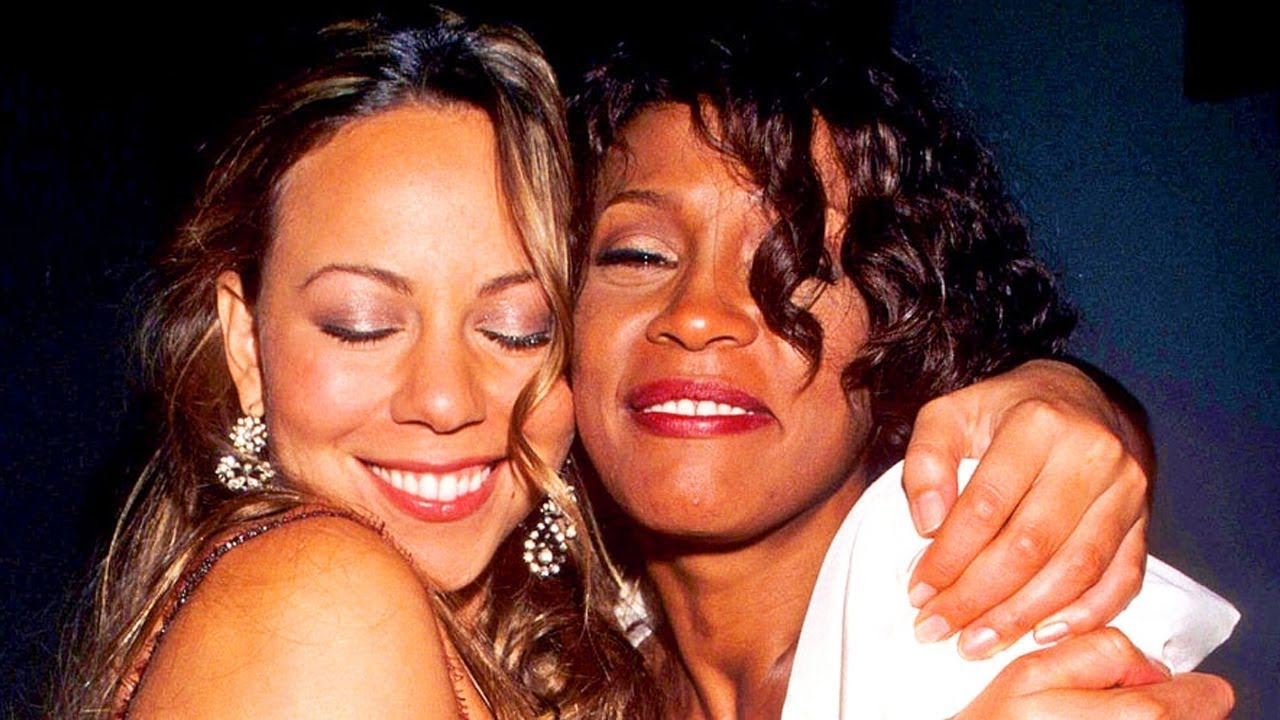 WATCH: Mariah Carey Says She and Whitney Houston 'Had the Best Time' Despite Longstanding Rumors About Rivalry