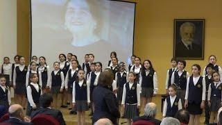 Չայկովսկու դպրոցի մեծ դահլիճն այսուհետև կրելու է Տատյանա Հայրապետյանի անունը