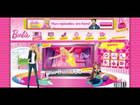 Barbie Gaming Is Really Fun Youtube