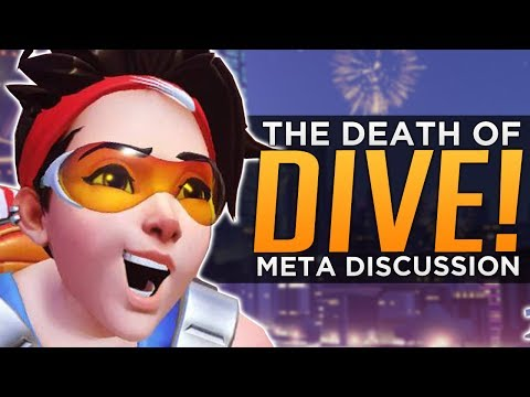 Overwatch: The Death of DIVE COMP!? - Meta Discussion