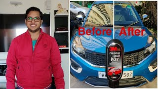 3M liquid wax for car - review…