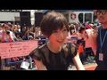 光宗薫 沖縄国際映画祭2017 レッドカーペット  「ありえなさ過ぎる女 ~被告人よしえ…
