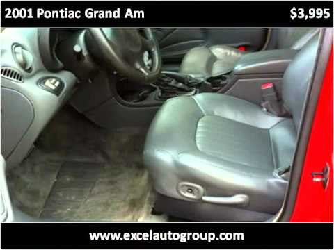 2001 Pontiac Grand Am Used Cars Springfield MO