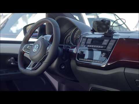 Volkswagen Up! GTI 2018: detalhes internos e externos – www.car.blog.br