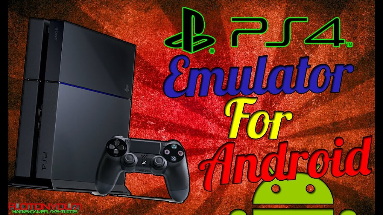 PS4 EMULATOR FOR ANDROID ! [PS4XDROID] Play PS4 Games On ...