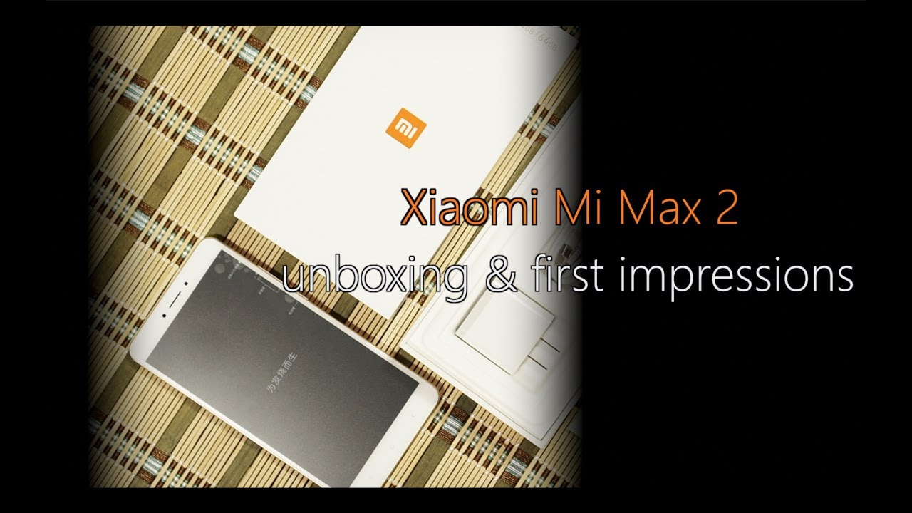 Xiaomi Mi Max 2 Images, Official Pictures, Photo Gallery
