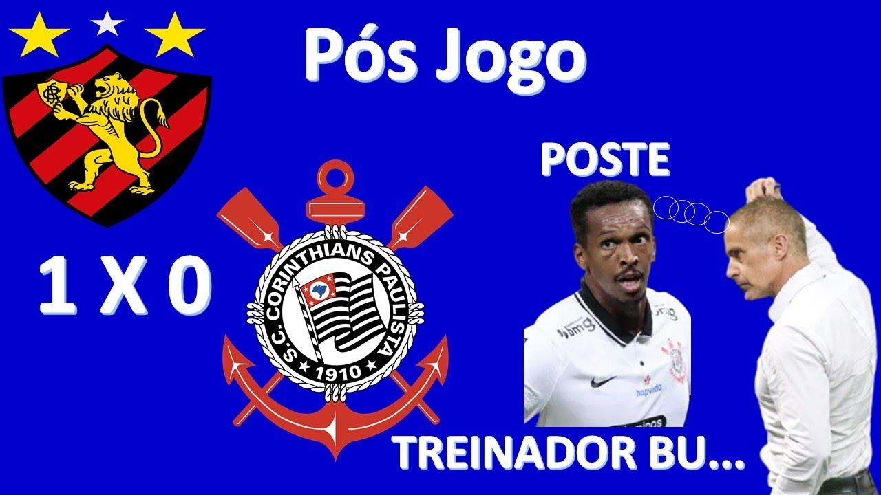 Download Pos jogo Corinthians 0 x 1 Sport - COY REVOLTADO PUTO DA VIDA - Lixo de Treinador e Jo onibus