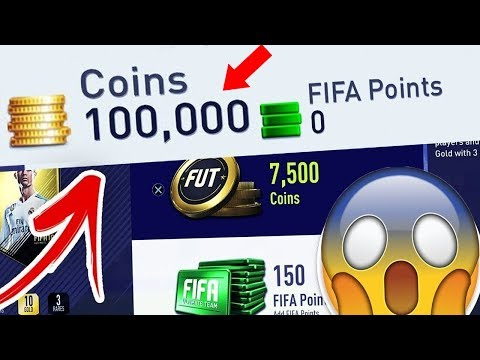 How To Make Fast Easy Coins In FIFA 18 - ULTIMATE TEAM PC,PS4,Xbox One,Xbox,PS3