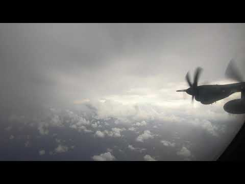Hurricane Hunters Fly Hurricane Paulette, Sept 12 2020