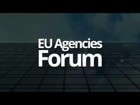 EU Agencies Forum introductory video