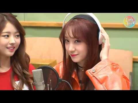 [ENG] 170327 PRISTIN - KBS CoolFM Park Jiyoon's Gayo Plaza