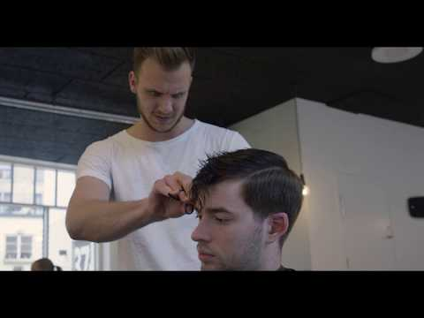 Short hair for men - Great tutorial for men's hair inspiration