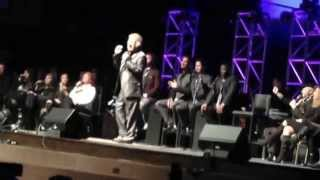 Repeat youtube video Gaither Vocal Band. Last part of the concert.   Toronto   3/15/14