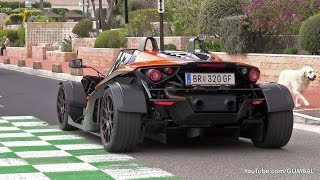 KTM X-BOW GT - Driving through Monaco!