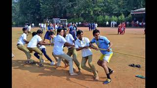 Std. 8th to 10th Sports Day On 05/01/2018