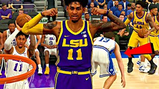 NBA 2K20 MyCAREER: The Journey #17 - THE GAME THAT TURNED ROC INTO A SUPERSTAR! CRAZY ANKLE BREAKER!
