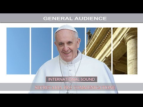 2017.11.22 - General Audience