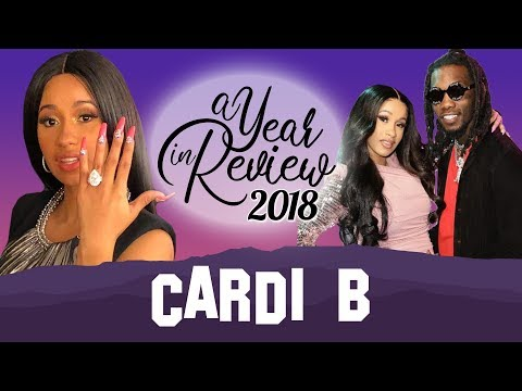 Cardi B | 2018 Year In Review | Engagements to Offset, Invasion of Privacy, Baby Kulture, Nicki Beef
