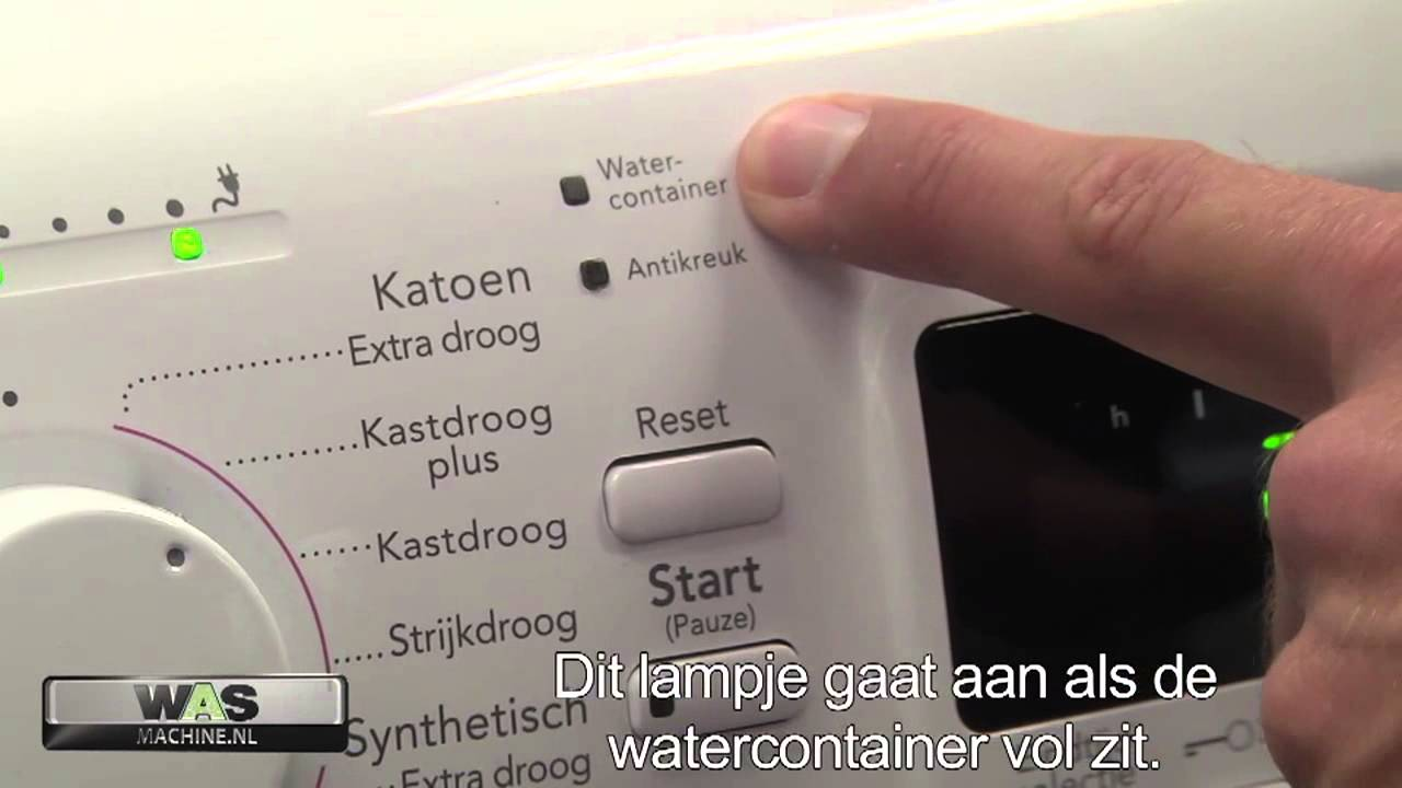 Whirlpool caremotion 710 6th sense warmtepompdroger review for Whirlpool elektroger te