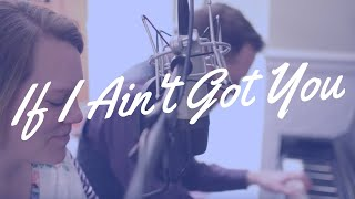 If I Ain't Got You (Alicia Keys Cover Song) // Throwback Thursday