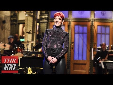 'SNL' Rewind: Halsey Hosts and Performs, 'Them Trumps' Sketch Returns For Trump's Address | THR News Mp3